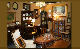 Antique Gallery Mesquite